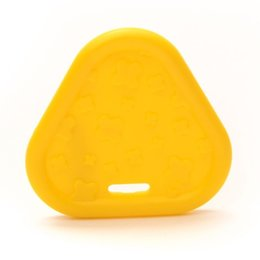 Durable Beißringe Dreieck Gelb (645)