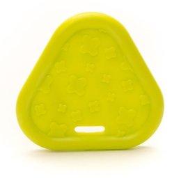 Durable Beißringe Dreieck Lime (647)