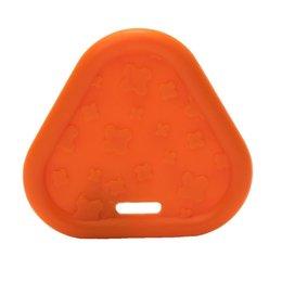 Durable Beißringe Dreieck Orange (647)