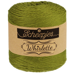 Scheepjes Whirlette Tangy Olive (882)