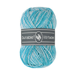 Durable Cosy Fine Faded Turquoise (371)