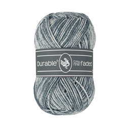 Durable Cosy Fine Faded Silver Grey (2228)