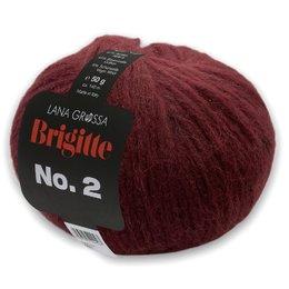 Lana Grossa Brigitte No.2 - 33 - Bordeaux