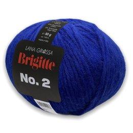 Lana Grossa Brigitte No.2 Tintenblau (30)