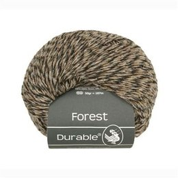 Durable Forest 4001 - Braun Meliert