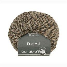 Durable Forest Braun Meliert (4001)