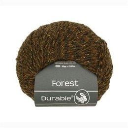 Durable Forest Braun Meliert (4009)