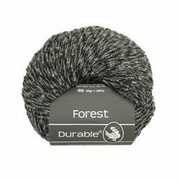 Durable Forest 4013 - Grau/Schwarz Meliert