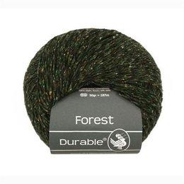 Durable Forest 4007 - Grün/Braun Meliert