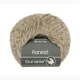 Durable Forest 4002 - Hellbraun Meliert