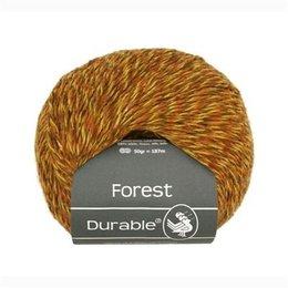 Durable Forest Orange/Gelb/Braun Meliert (4008)