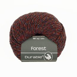 Durable Forest Rot/Blau (4020)