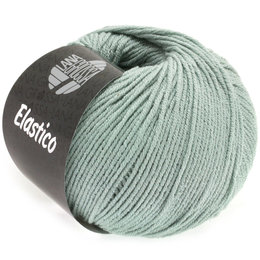 Lana Grossa Elastico 120 - Graugrün