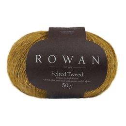 Rowan Felted Tweed French Mustard (216)