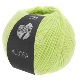 Lana Grossa Allora 02 - Gelbgrün