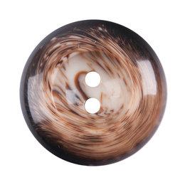 Milward Knöpfe mit Glanz  25 mm (1109)