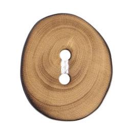 Milward Knöpfe Holz 25 mm (255)