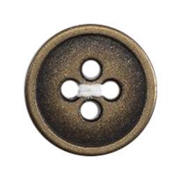Milward Knöpfe Metall 17 mm (0279)