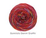 Gomitolo Denim Graffiti