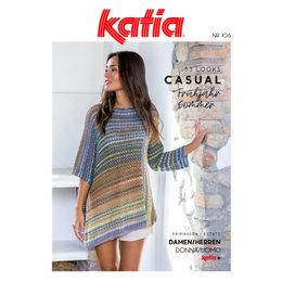 Katia Magazin Katia Casual 106 Frühjahr/Sommer