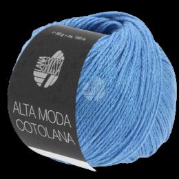 Lana Grossa Alta Moda Cotolana 15 - Blau