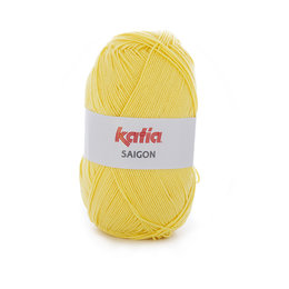 Katia Saigon 11 - Zitronengelb