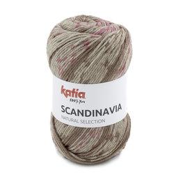 Katia Scandinavia 201 - Rosé-Rehbraun