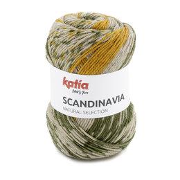 Katia Scandinavia 206 - Grün-Gelb