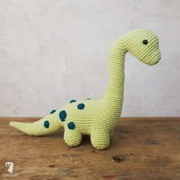 Hardicraft Häkelset: Dino Brontosaurus