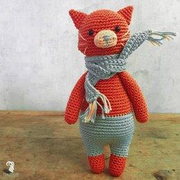 Hardicraft Häkelset: Pixie Cat