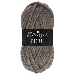 Scheepjes Peru Dunkelbraun (030)