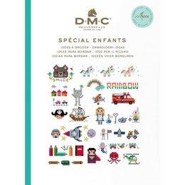 DMC DMC Buch Ideen für die Stickerei  - Kinder