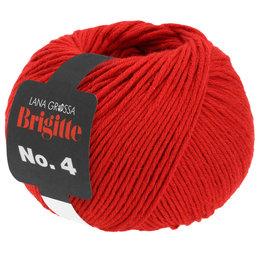 Lana Grossa Brigitte No.4 Rot (22)