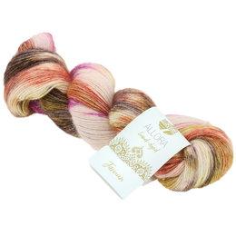 Lana Grossa Allora Hand-Dyed 257 - Jamun