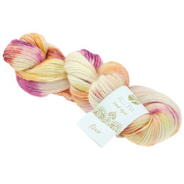 Lana Grossa Allora Hand-Dyed 258 -  Kesar