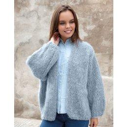 Katia Strickset: Oversized Jacke
