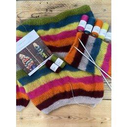 Katia Strickset: Pullover von 50 Shades Mohair