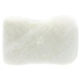 Lana Grossa Setasuri 001 - Weiß