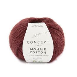 Katia Mohair Cotton 81 - Rot
