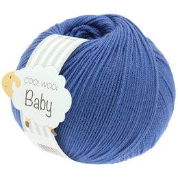 Lana Grossa Cool Wool Baby 209 - Blau