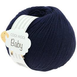 Lana Grossa Cool Wool Baby 210 - Nachtblau