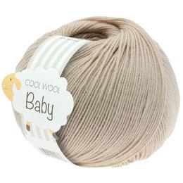 Lana Grossa Cool Wool Baby 212 - Beige