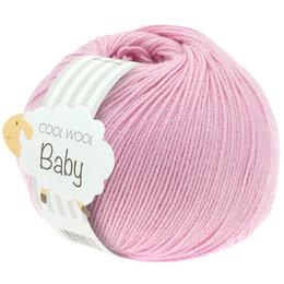 Lana Grossa Cool Wool Baby 216 - Rosa
