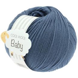 Lana Grossa Cool Wool Baby 263 - Taubenblau