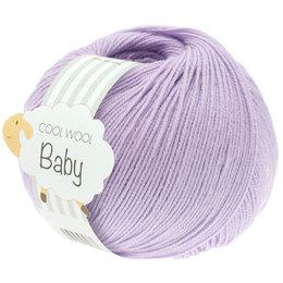 Lana Grossa Cool Wool Baby 268 - Flieder