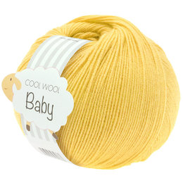 Lana Grossa Cool Wool Baby 273 - Gelb