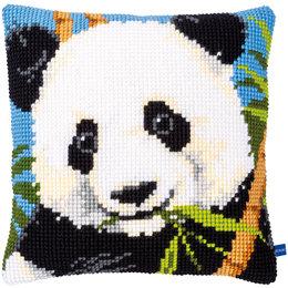 Vervaco Kreuzstichkissen Panda