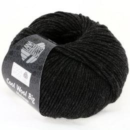 Lana Grossa Cool Wool Big 618 - Anthrazit