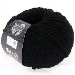 Lana Grossa Cool Wool Big 627 - Schwarz