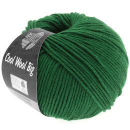 Lana Grossa Cool Wool Big 949 - Flaschengrün